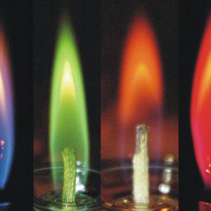Bewußtseinserweiterungs-Set Meditationsflammen Energien aus der Ursprungsenergie zu Goldgelb