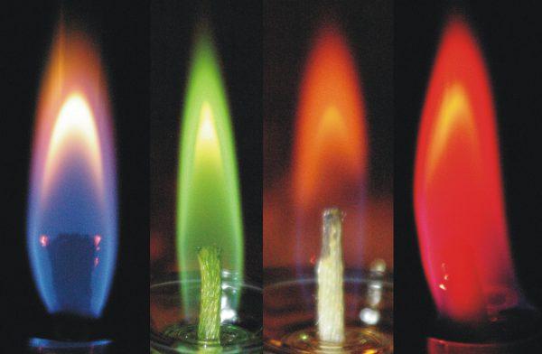 Meditationsflammen Energie Saphierblau, Energie Smaragdgrün, Energie Rubinrot-gold, Seelenenergie Mutter Maria