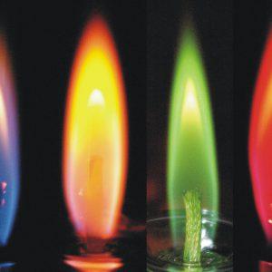 Bewußtseinserweiterungs-Set Meditationsflammen Energien aus der Ursprungsenergie zu Rubinrot-gold