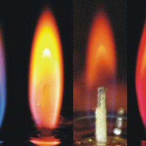 Bewußtseinserweiterungs-Set Meditationsflammen Energien aus der Ursprungsenergie zu Smaragdgrün