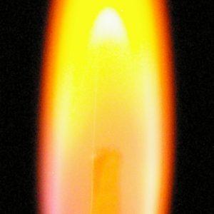 Meditationsflamme Energie Goldgelb aus der Ursprungsenergie lebendig energetisiert