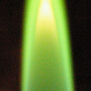 Meditationsflamme Energie Smaragdgrün aus der Ursprungsenergie lebendig energetisiert